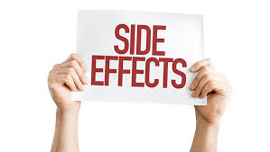 Side effects of light therapy