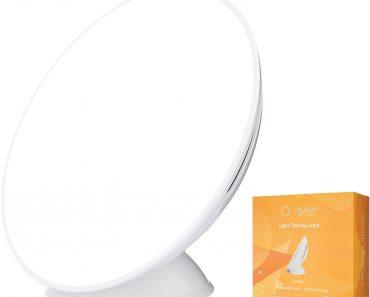 Circadian Optics Lampu Light Therapy Lamp with boxbox