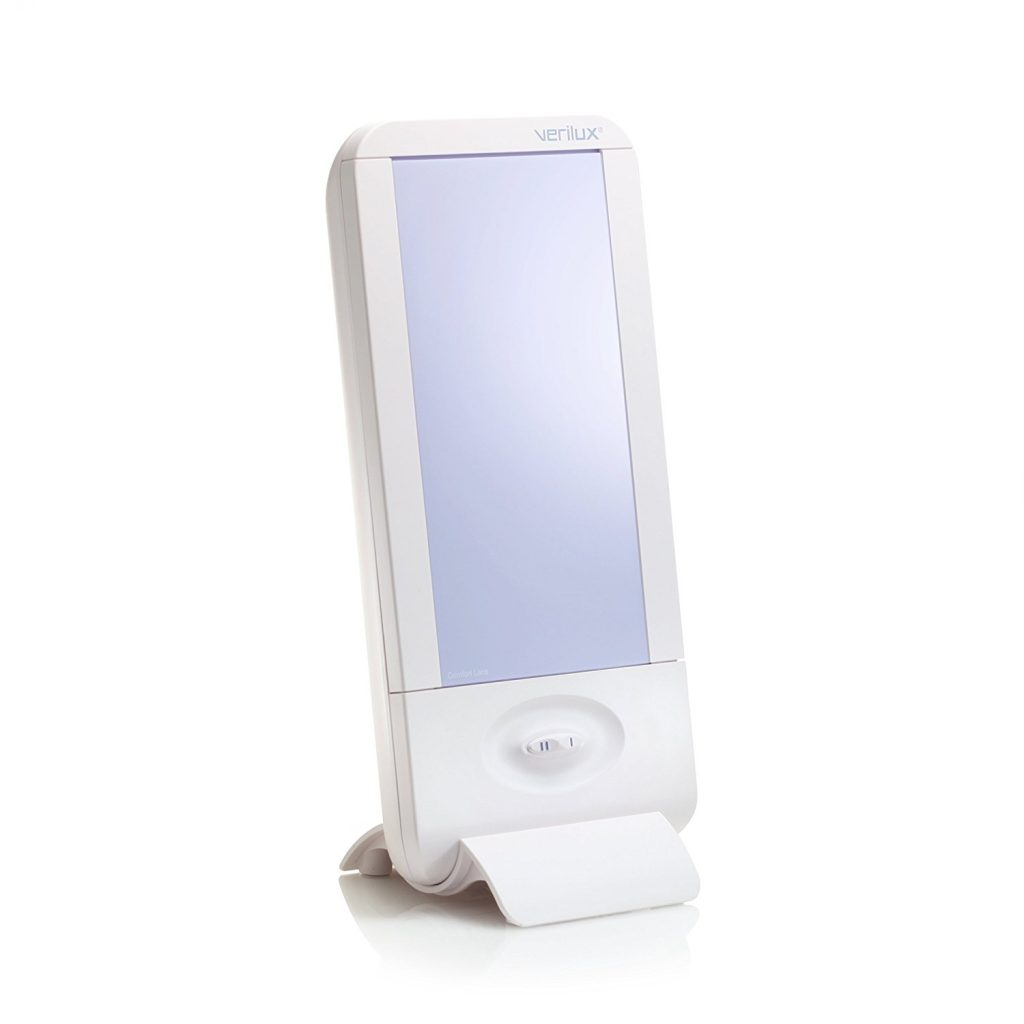 Verilux HappyLight Liberty 10,000 LUX Light Therapy Energy Lamp