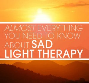 Almost everything you need to know about SAD light therapy